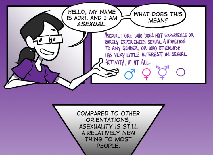 What does it mean to be asexual mean
